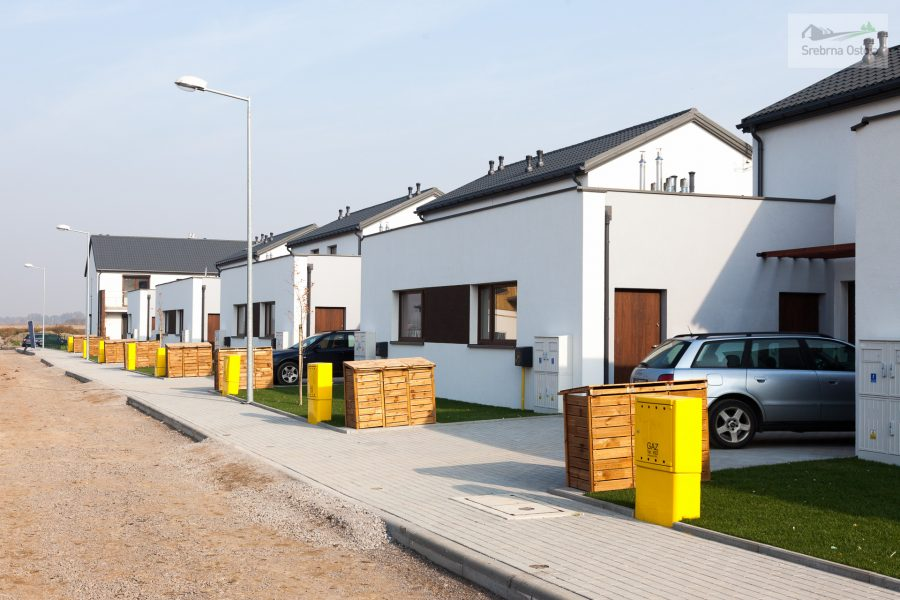Etap II – ostatnie domy !